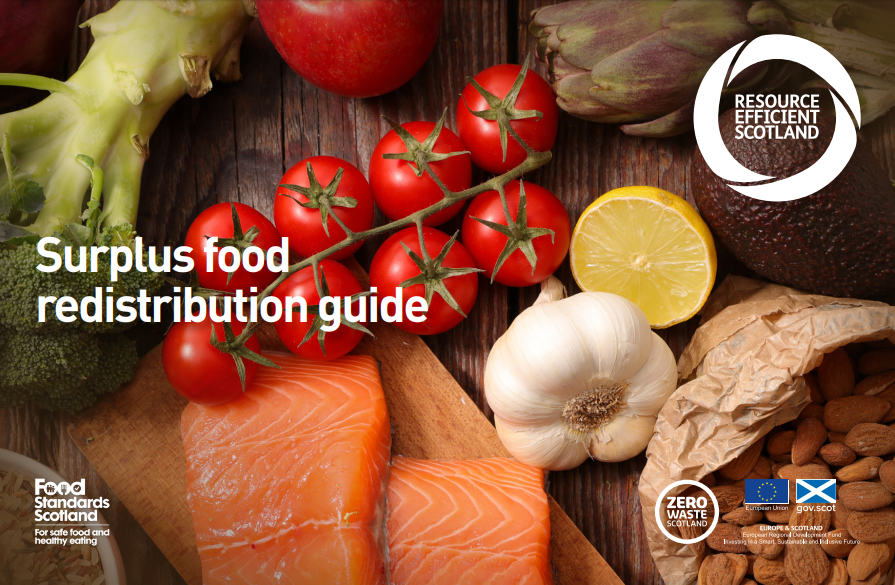 Food redistribution guide