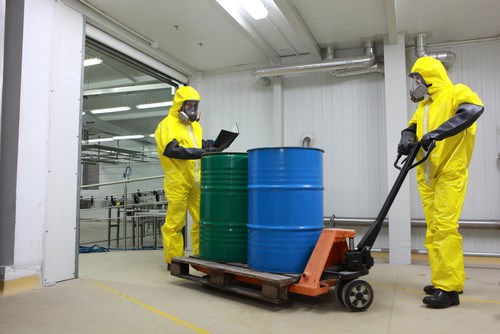 Recovering chemical substances from waste