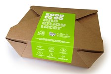 Good to Go – encourage customers to take uneaten food home