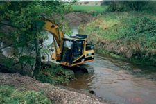River engineering - follow the rules to avoid a fixed monetary penalty